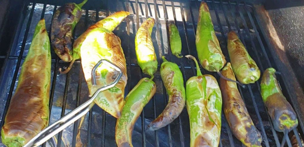 A Burning Love Affair: 6 Ways How to Roast Green Chiles