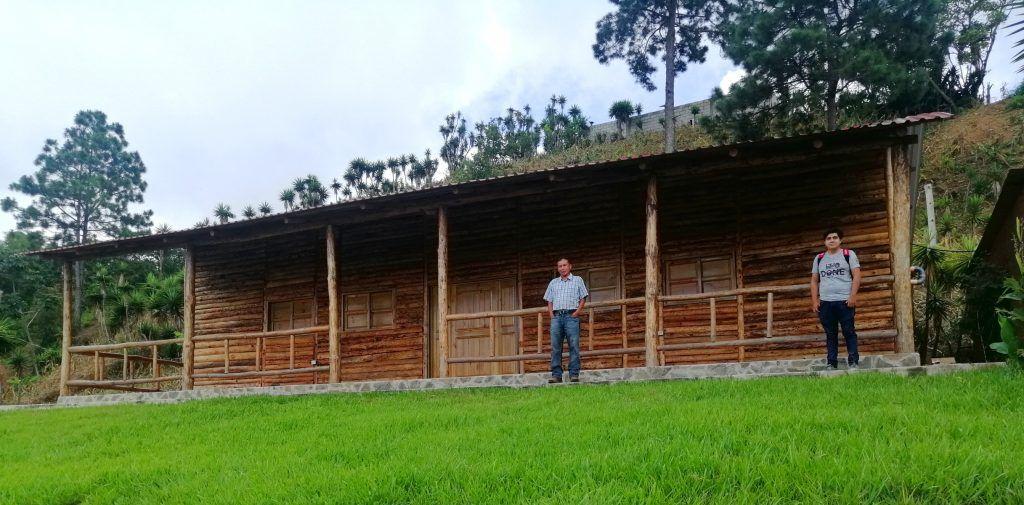 Instalaciones Café de Montaña Guastatoya