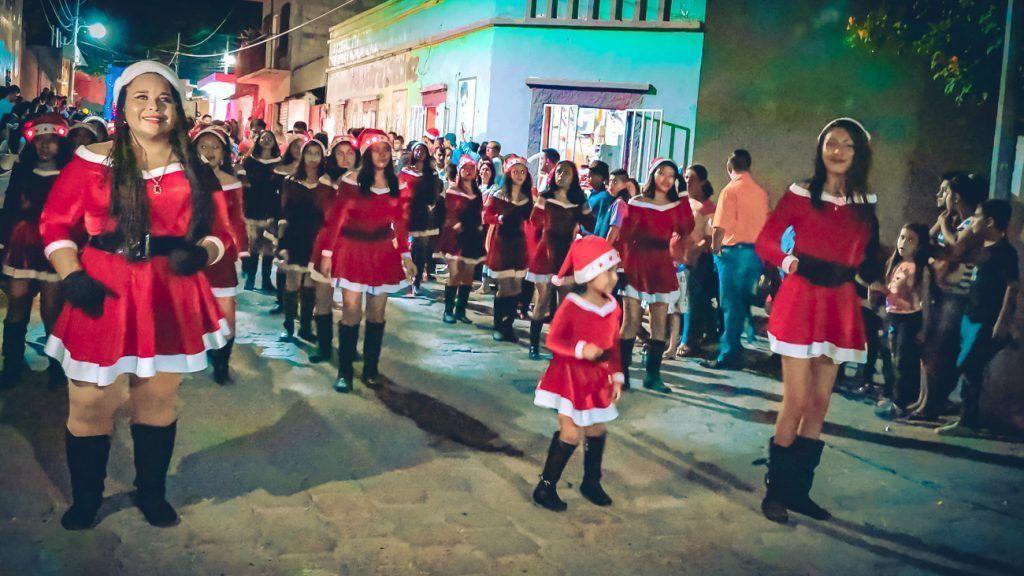 Desfile Navidad de San_Agustín 2019