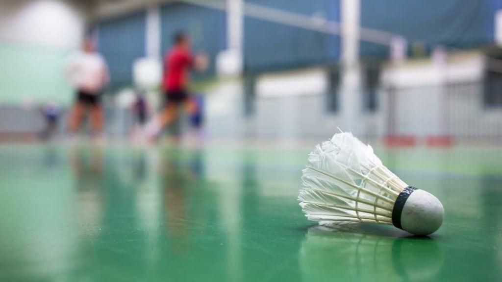KIds Badminton