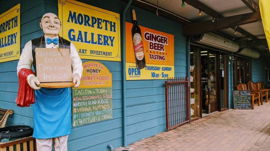 Campbells Store Morpeth
