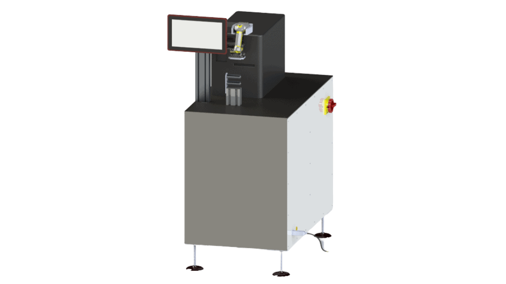 medical devices labelling machine