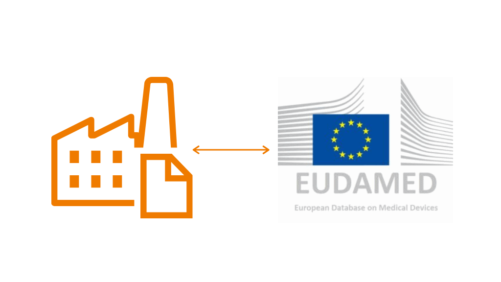 eudamed automatic connection