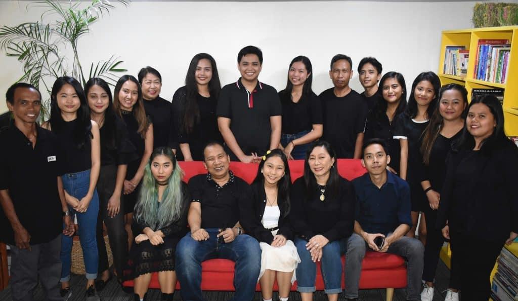 PRworks team, PRworks family