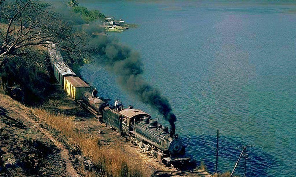 Ferrocarril en Amatitlán
