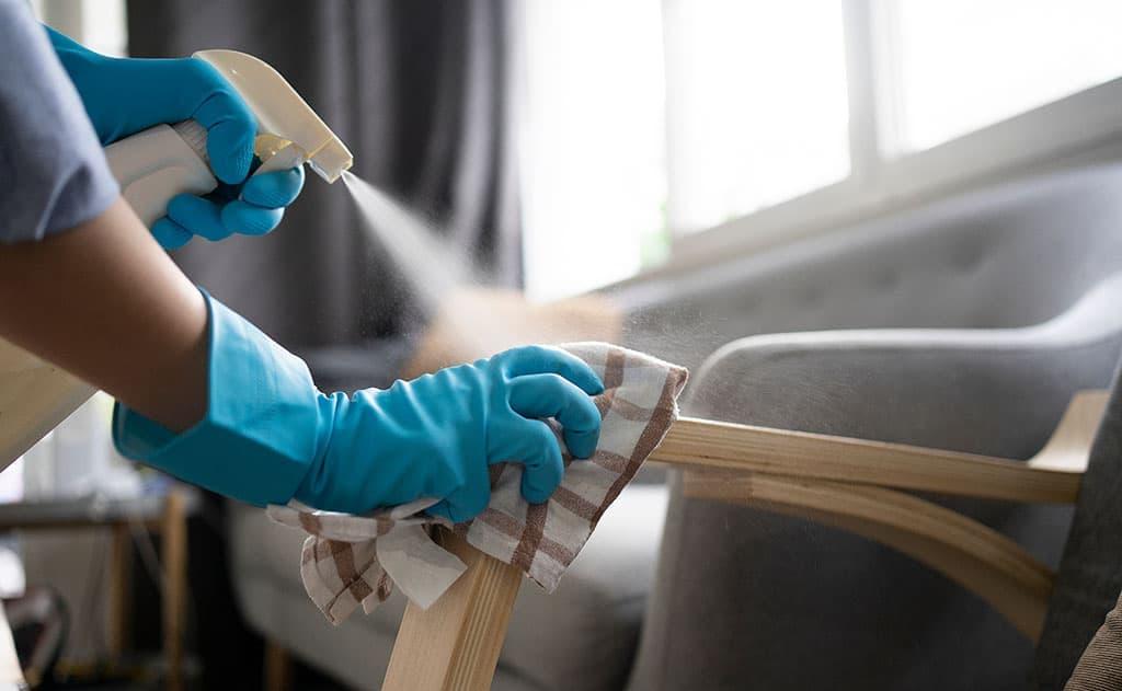 Cómo limpiar tu casa rural durante el Covid-19