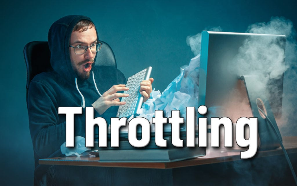 ISP Throttling