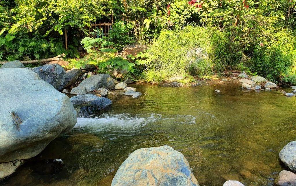 Poza del río Hato