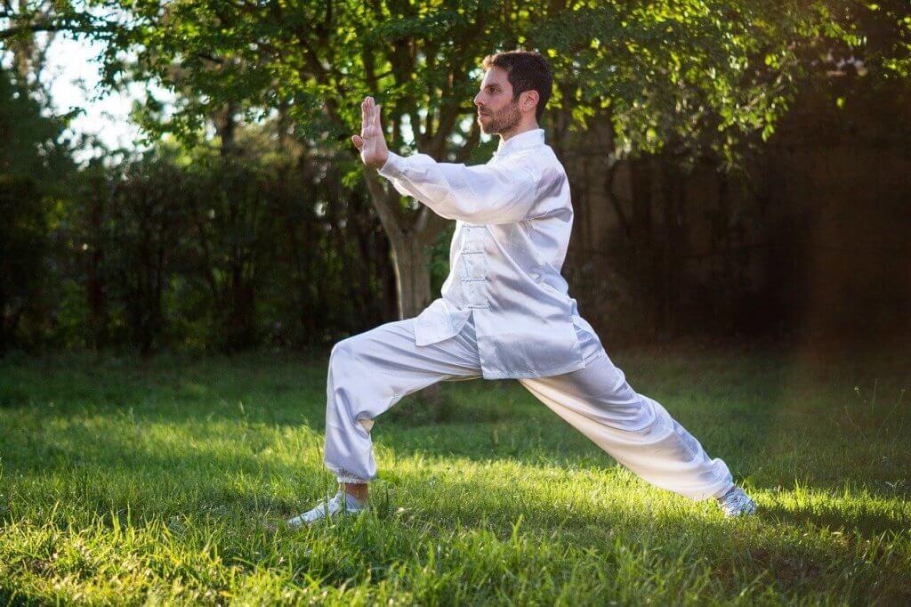 arts martiaux dehors paris