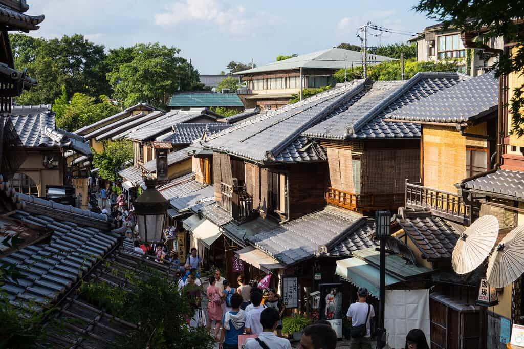 Southern Higashiyama Kyoto