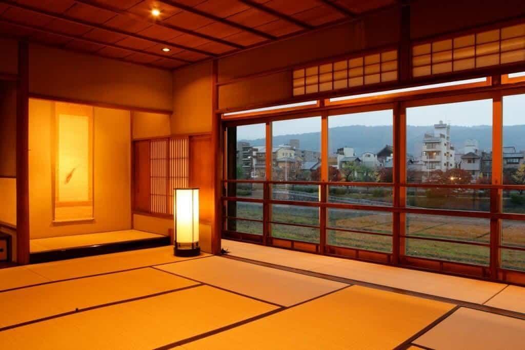 Iori Machiya Kyoto Japan