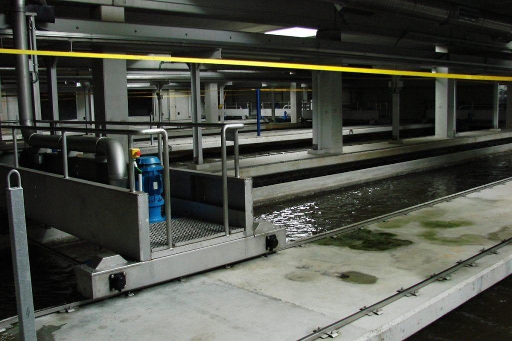 Instalaciones depuradora aguas residuales Vigo