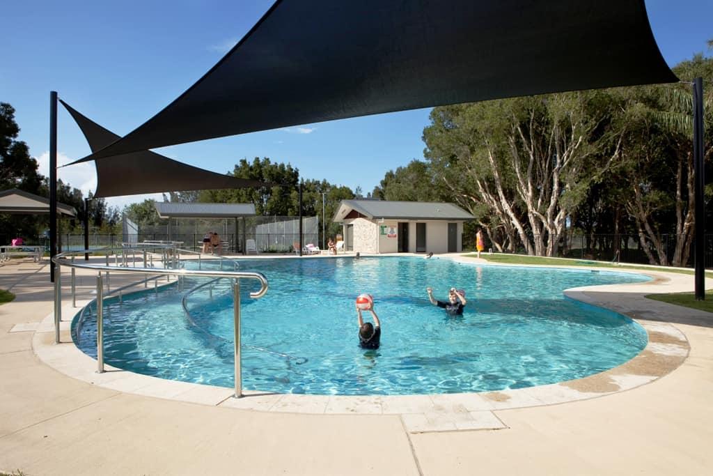 Holiday resort Lake Macquarie