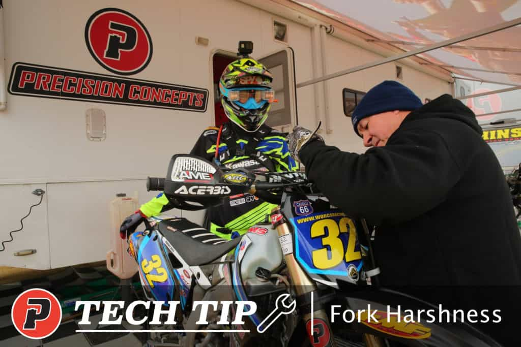 precision concepts fork harshness cover photo