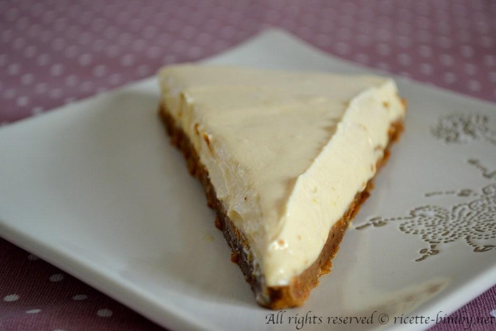 Cheesecake di panettone Bimby