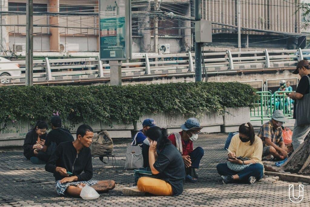 คนไร้บ้าน-homeless