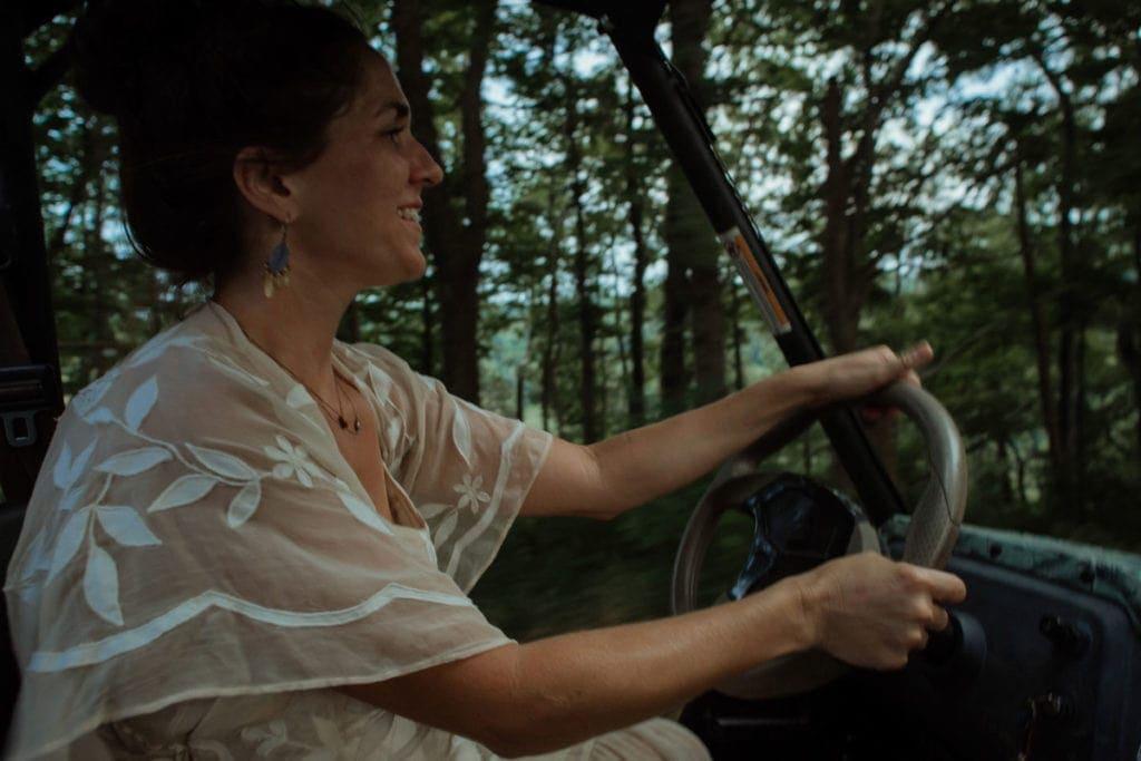 driving 4-wheel thru kentucky