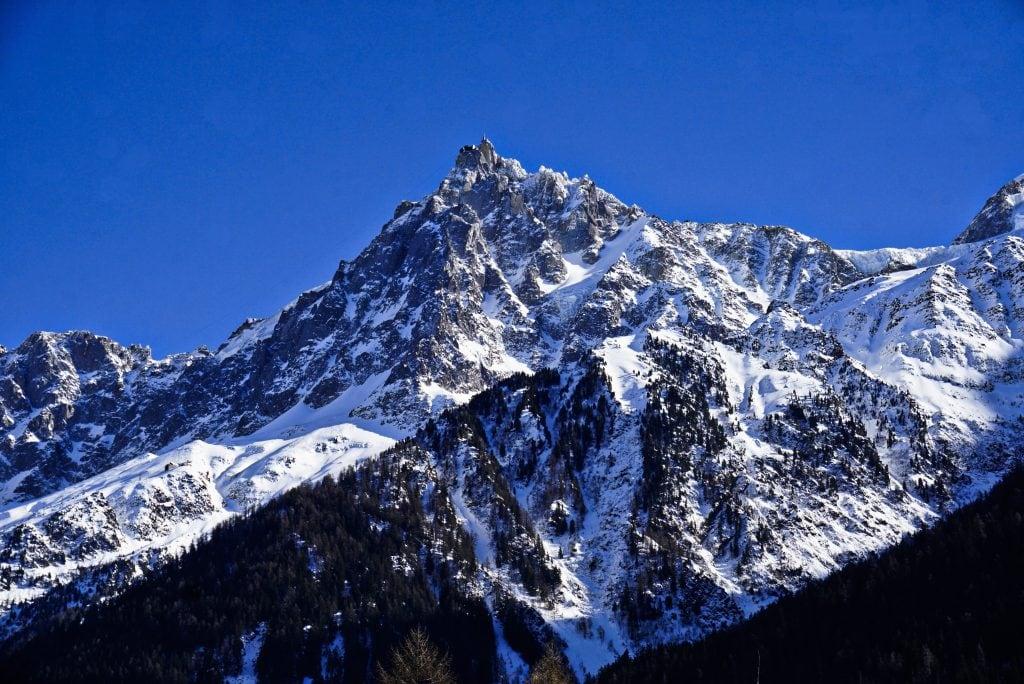 Aiguille du Midi – Experiencing the Globe