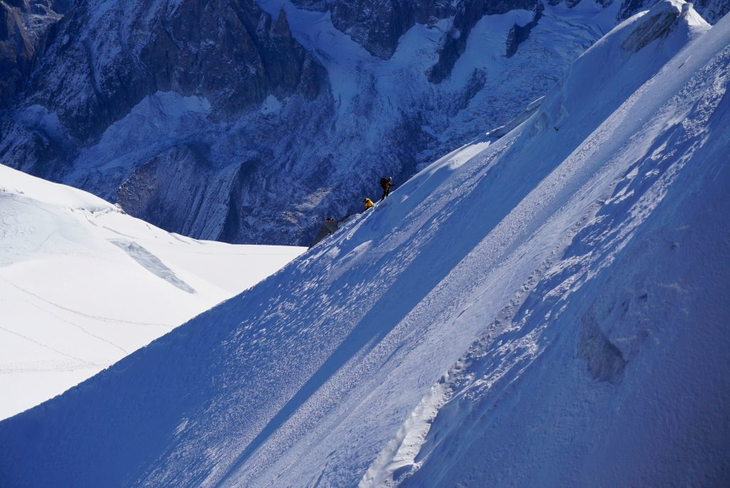 Aiguille du Midi, France – Experiencing the Globe