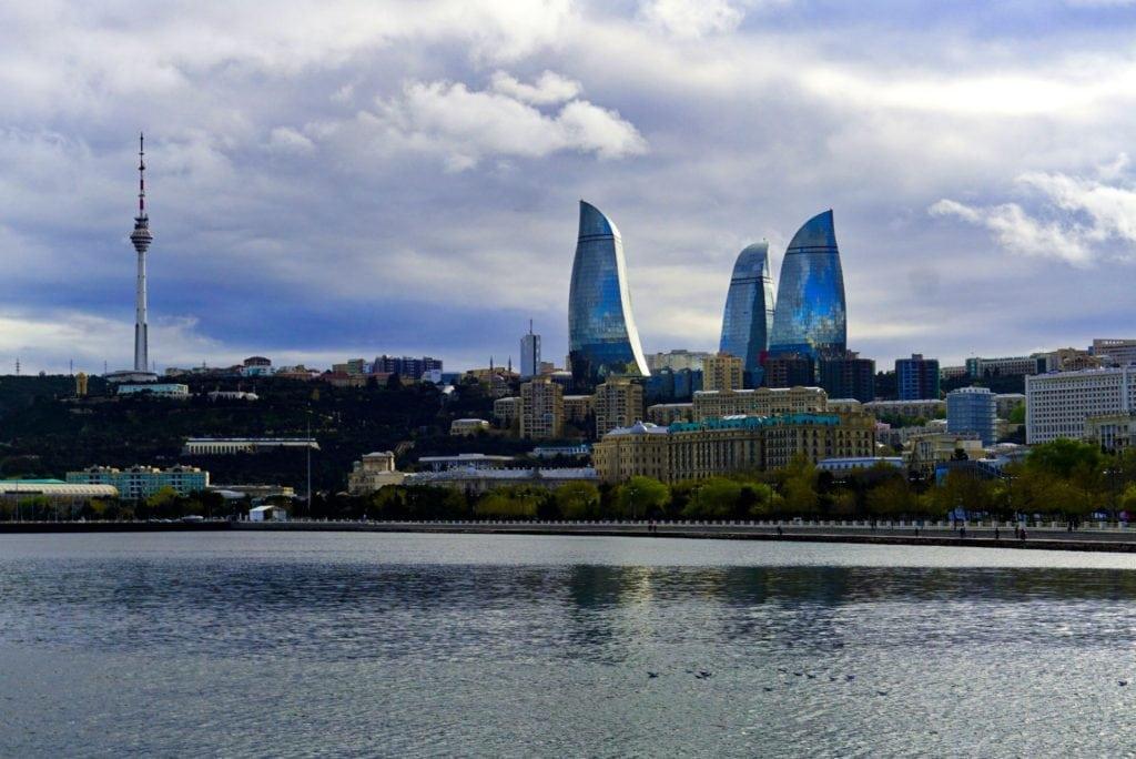 Caspian Sea, Baku, Azerbaijan – Experiencing the Globe