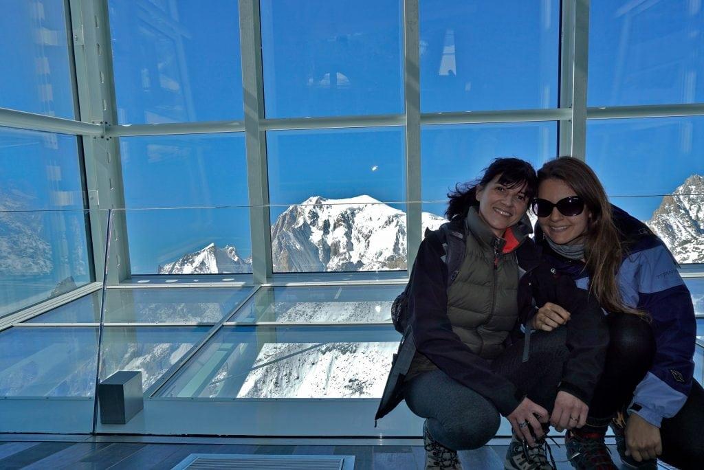 Glacier du Géant, Italy – Experiencing the Globe