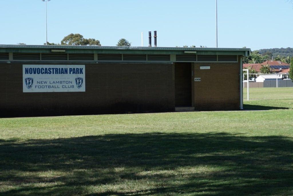 Novocastrian Park New Lambton