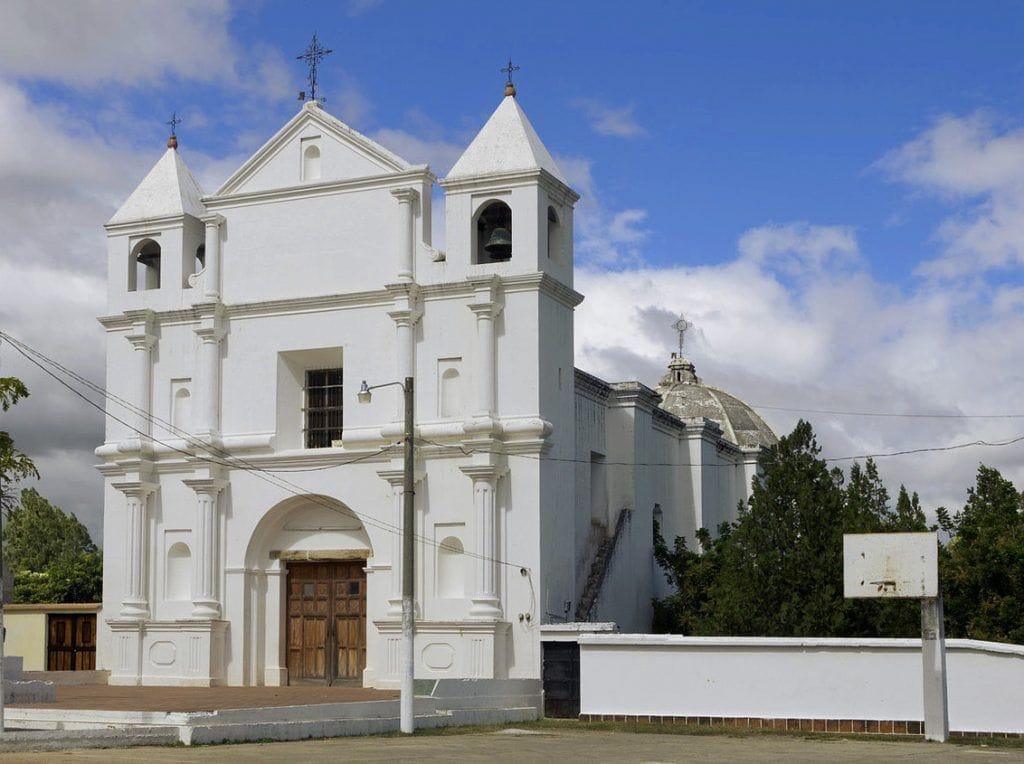 Iglesia de San Jerónimo (Baja Verapaz)