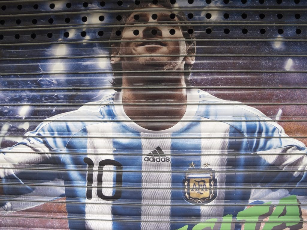 Messi Jerusalem