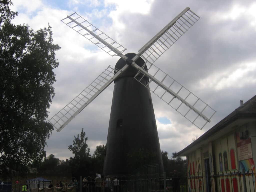 Brixton Windmill, Brixton