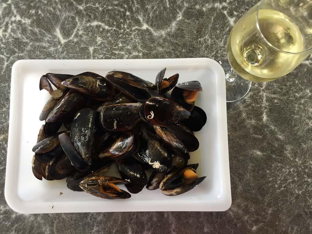 Galician Mussels