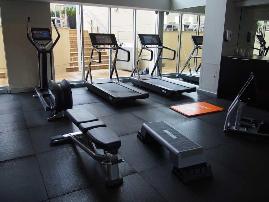 Swissotel Sydney Gym