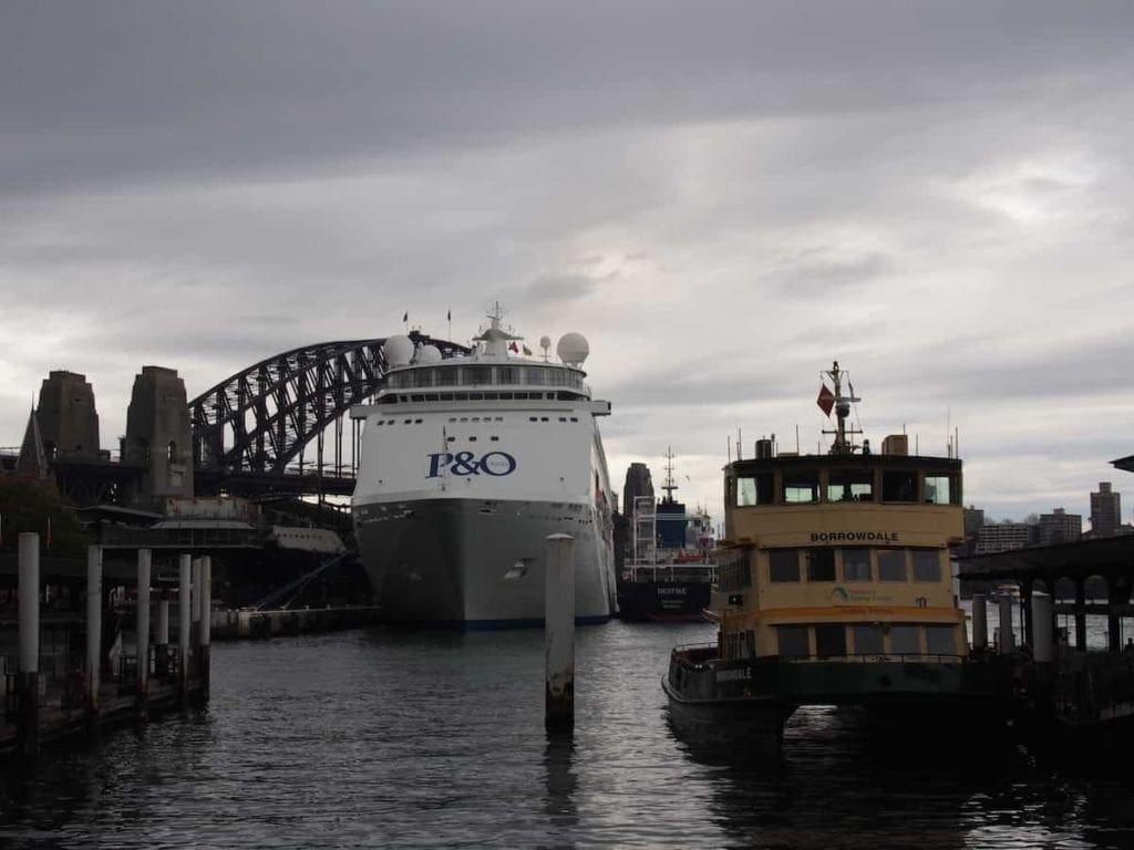 Sydney Harbour Bridge Cruise