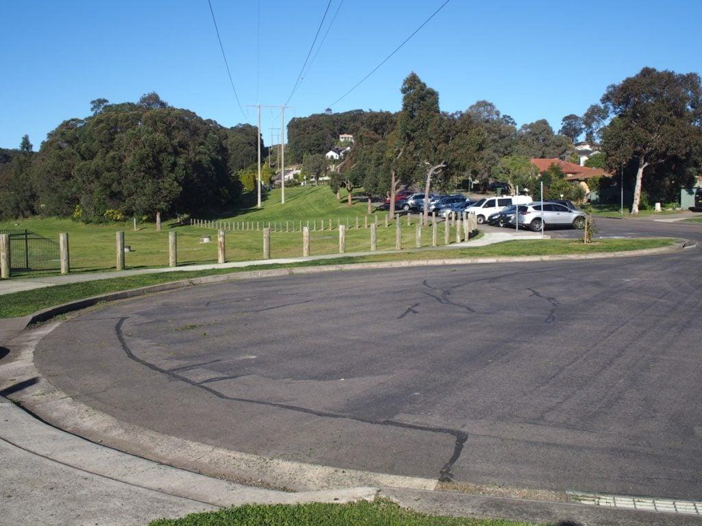 Car park brickworks park