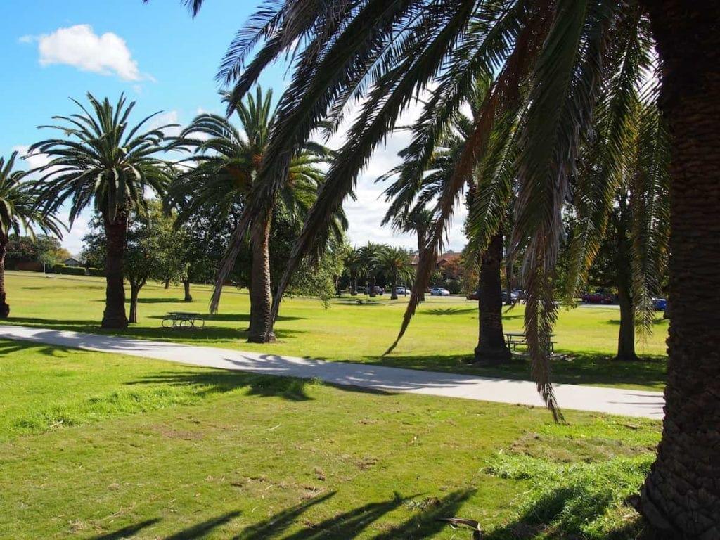 Nesca Park in The Hill Picnic Spot