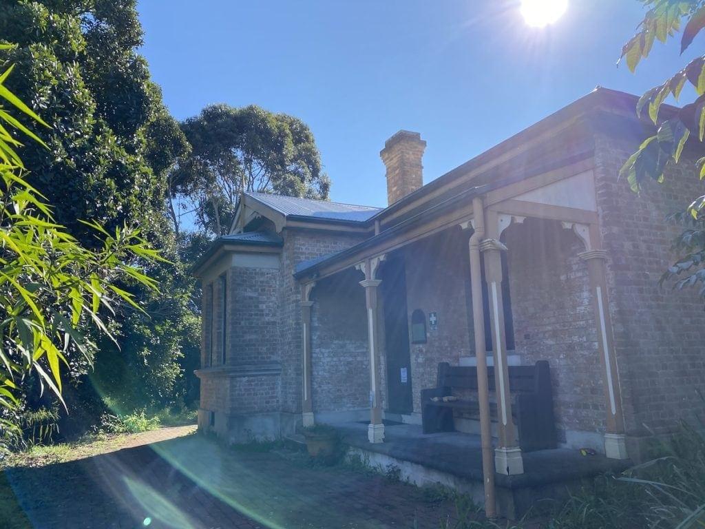 Schoolmasters house Ash Island