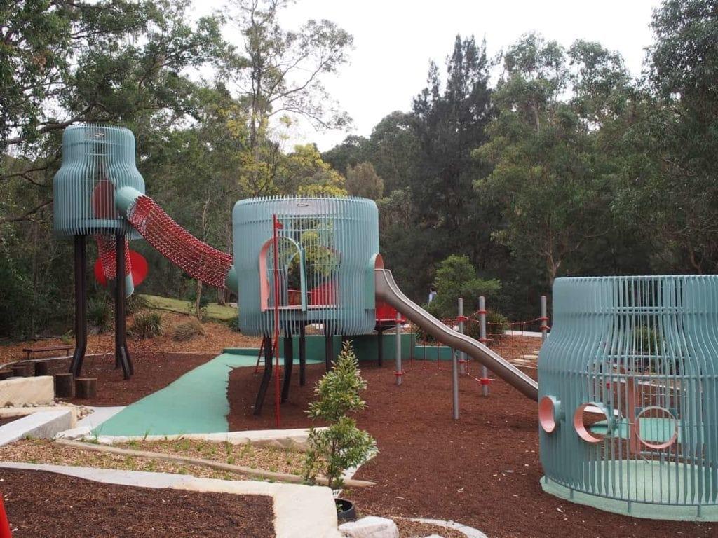 Blackbutt Adventure Playground Newcastle