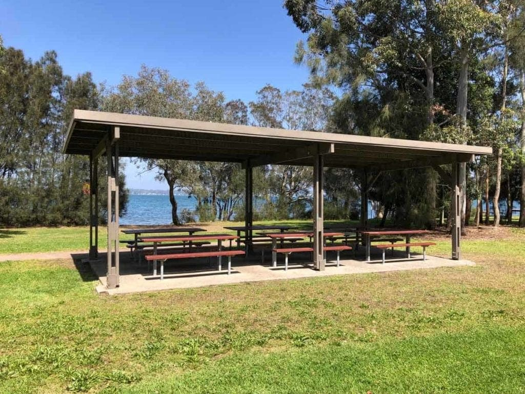 Thomas H Halton Park Croudace Bay