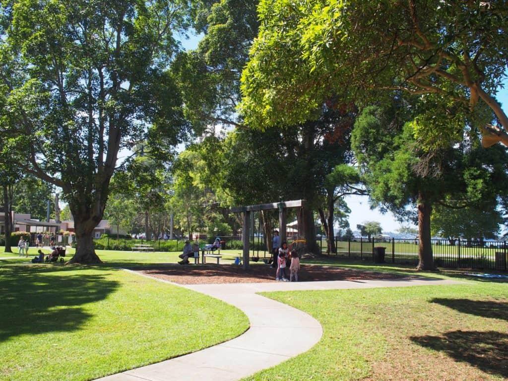 Lake Views Lake Macquarie Variety Playground