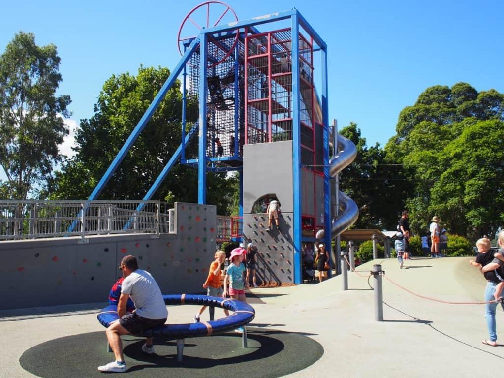 Lake Macquarie Variety Playground Speers Point Park