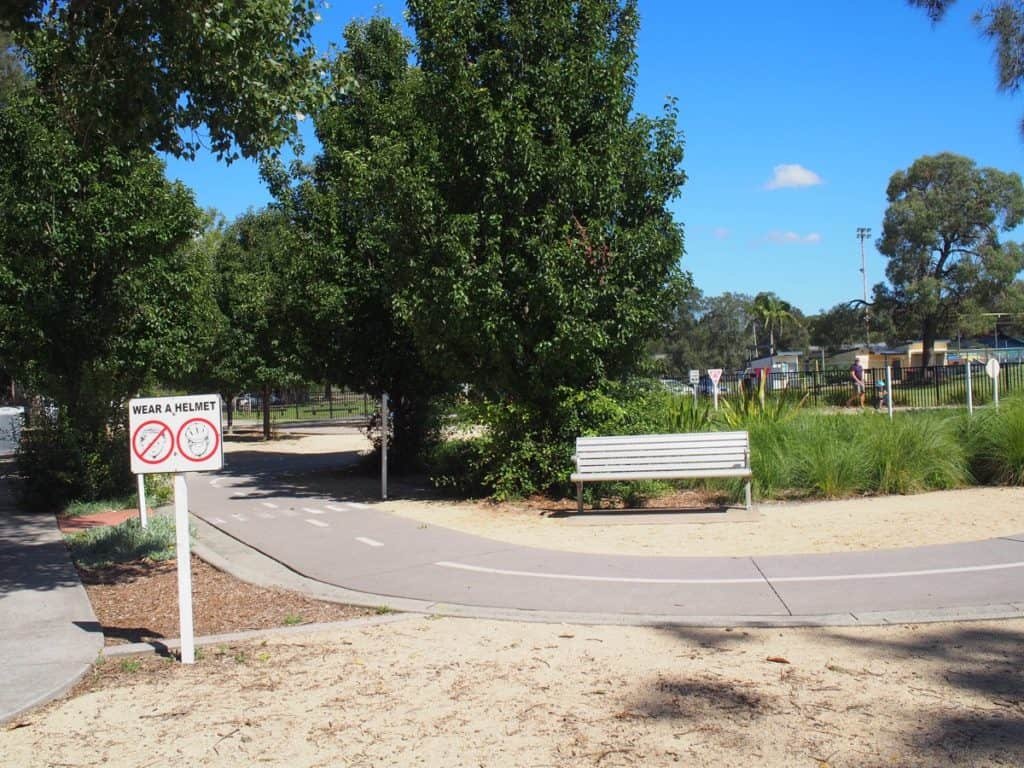 Scooter Track Lake Macquarie Variety Playground