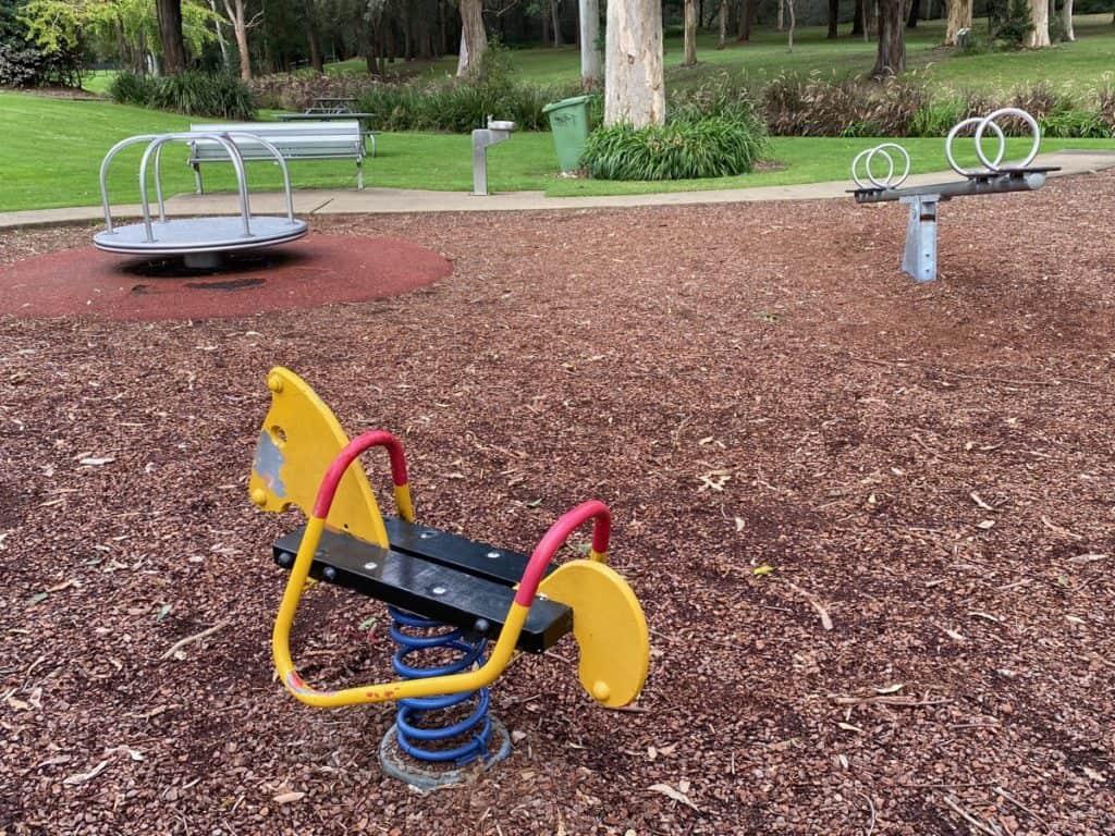 Jesmond Playground