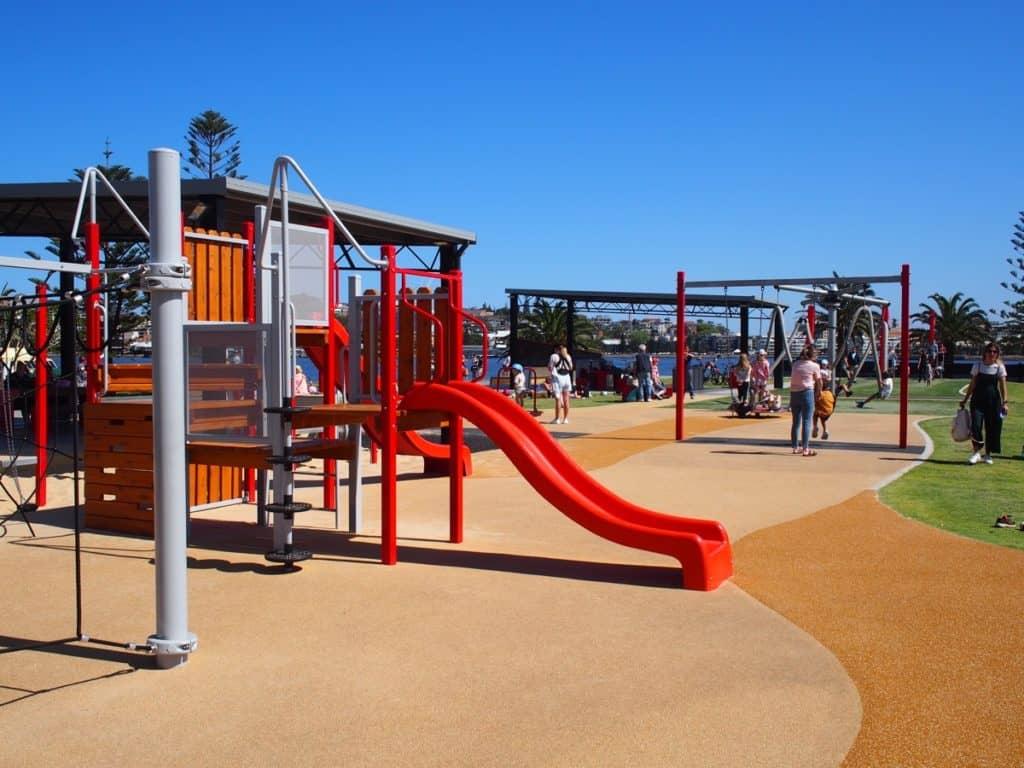 Stockton Playground