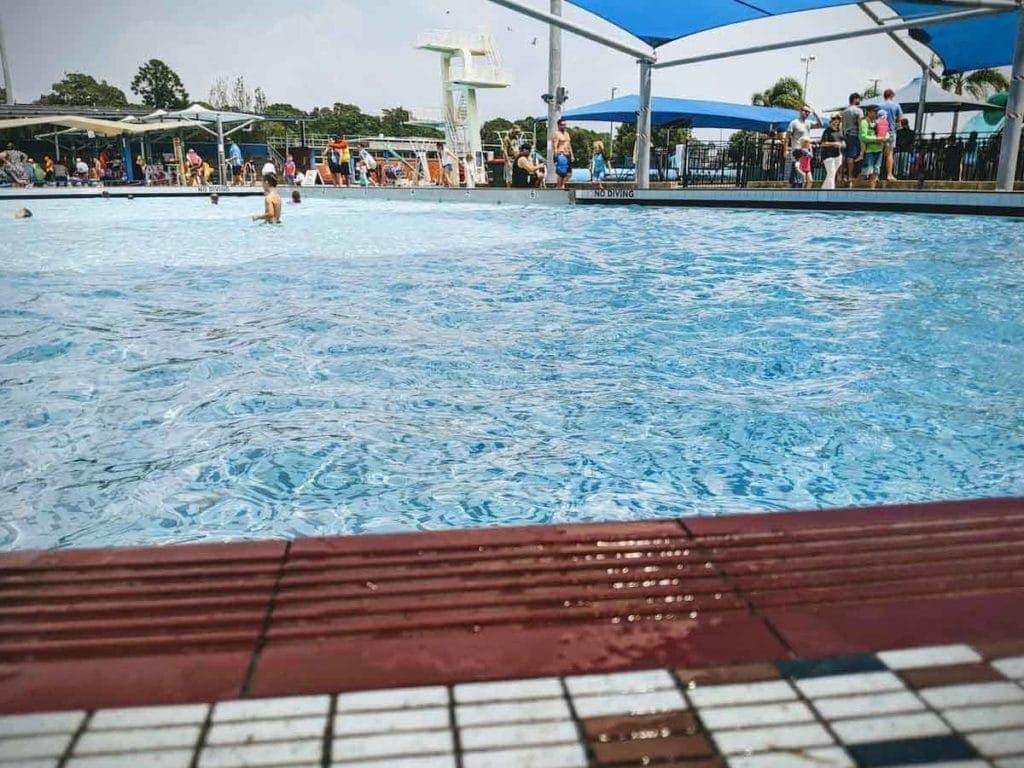 Lambton Pool