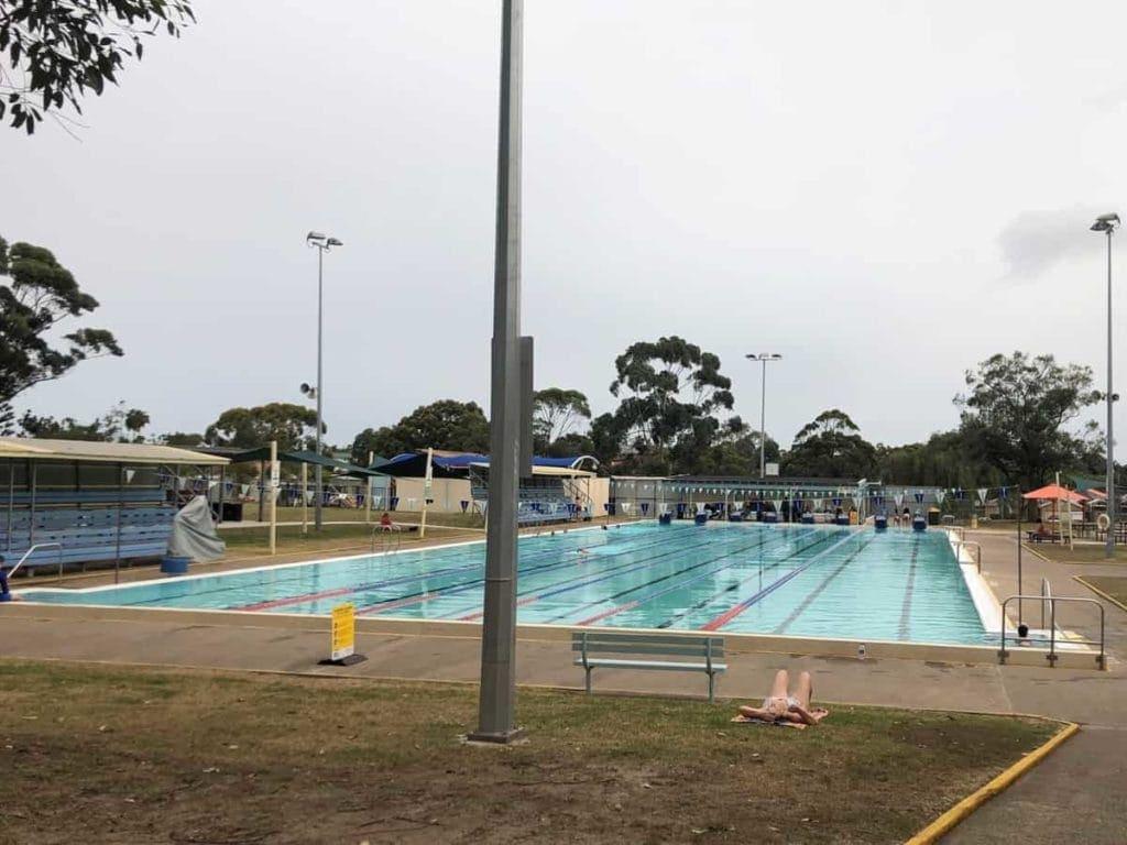 Charlestown Pool