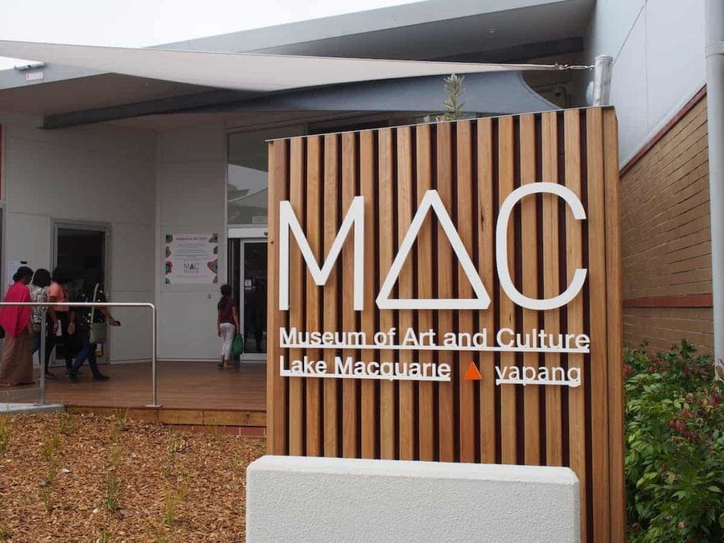 Museum of Art and Culture Lake Macquarie Things To Do
