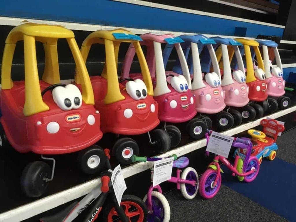My Kids Market toys
