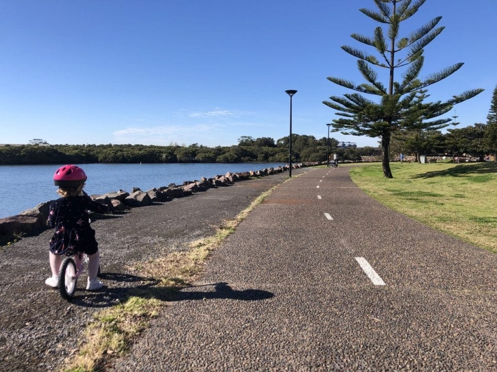 Maryville Newcastle Bike Ride