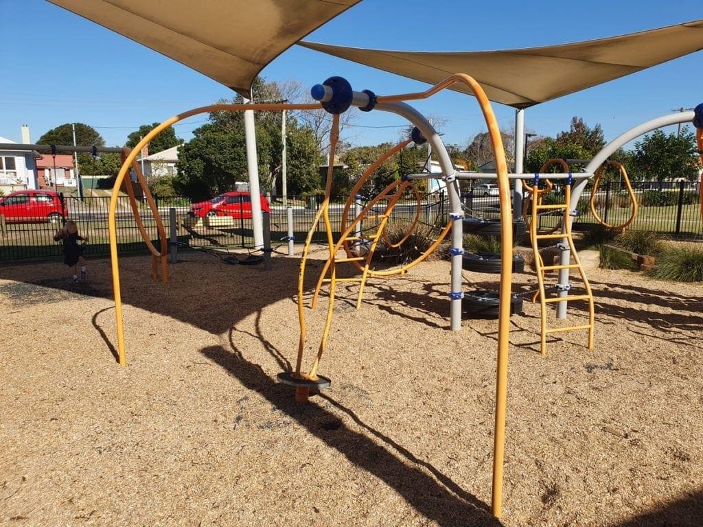 Fern Bay Play area