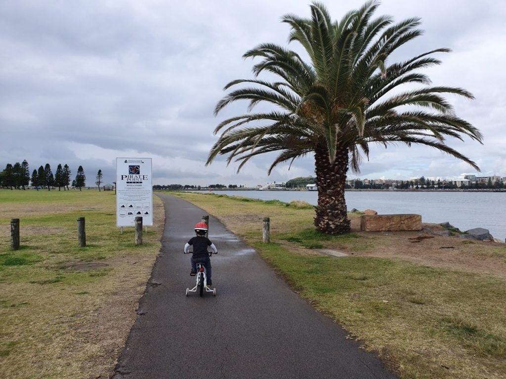 Cycle Path Stockton Newcastle