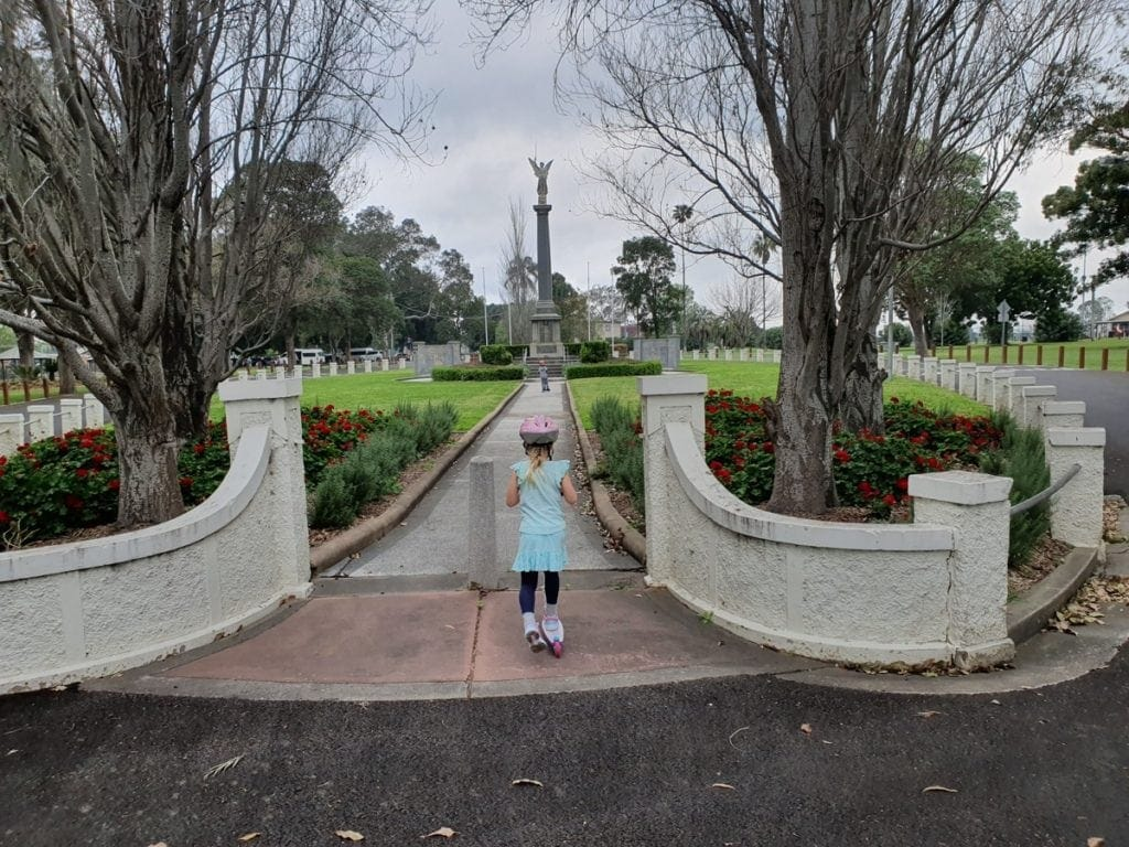 Maitland Park Walk